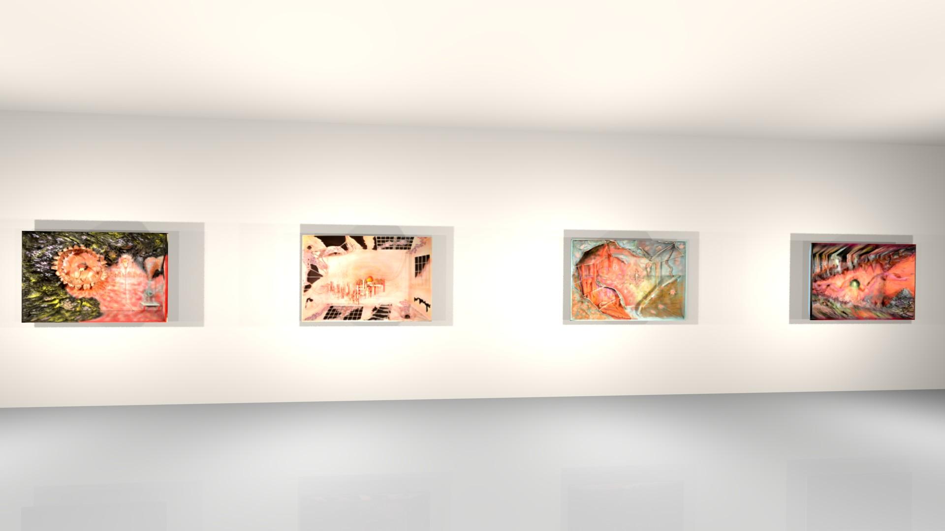 2-Galerieexposinstallation
