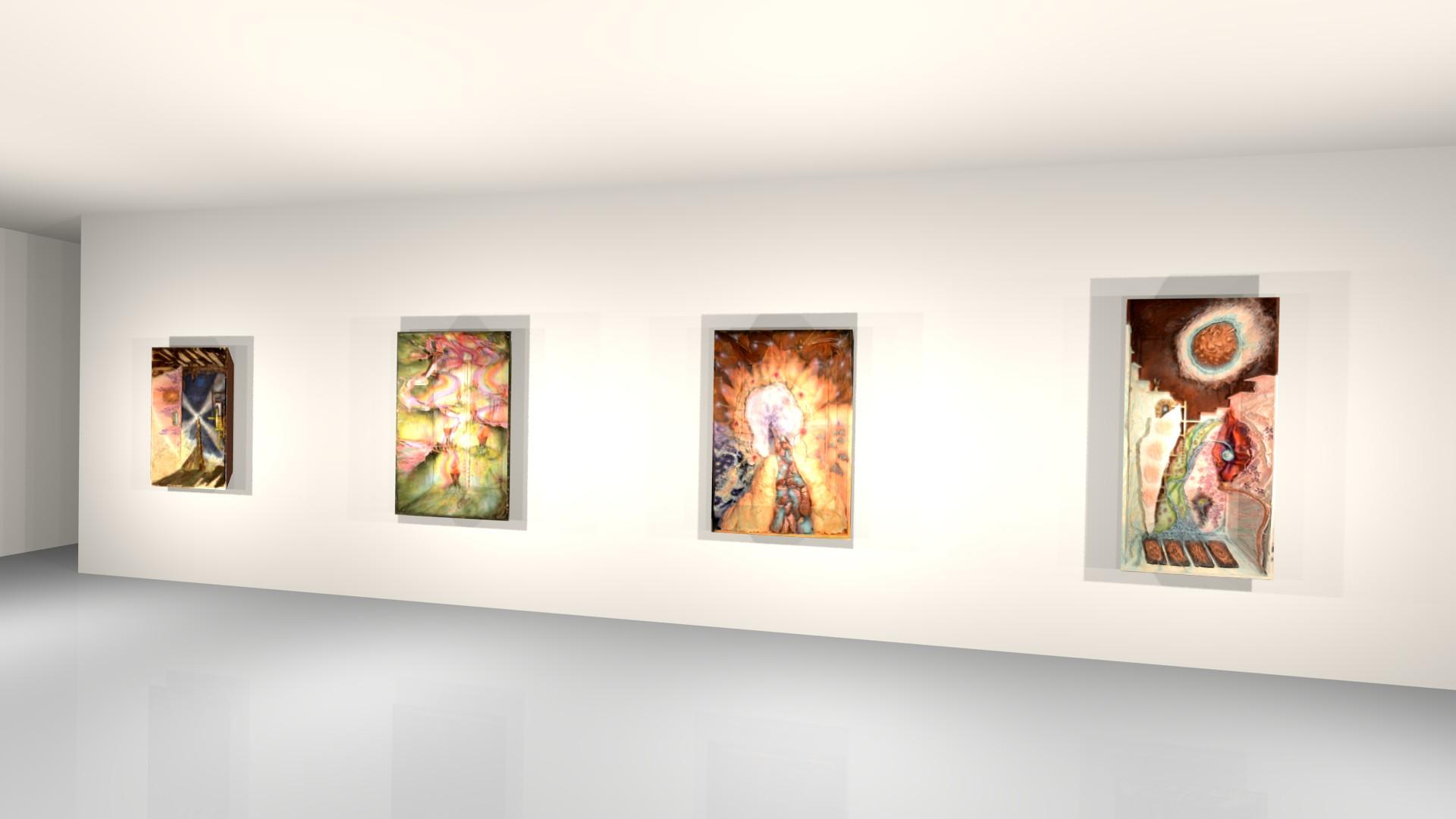 3-Galerieexposinstallation